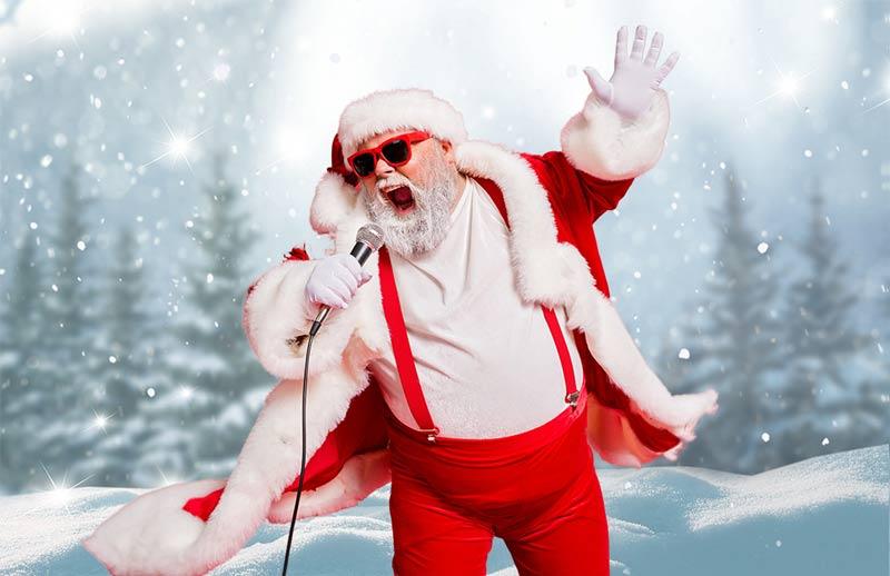 Fotobox Weihnachtsfeier Greenscreen
